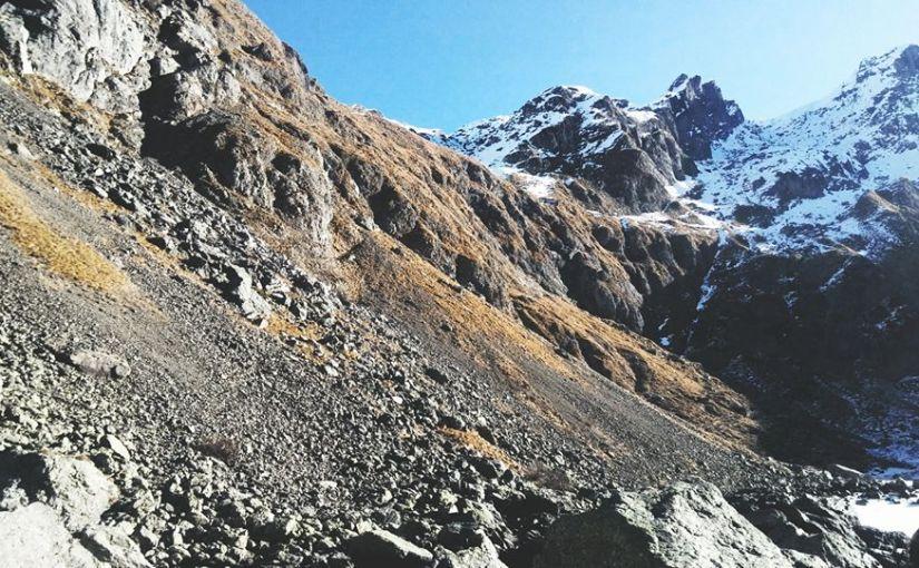 Val Biandino: Accesso aisogni