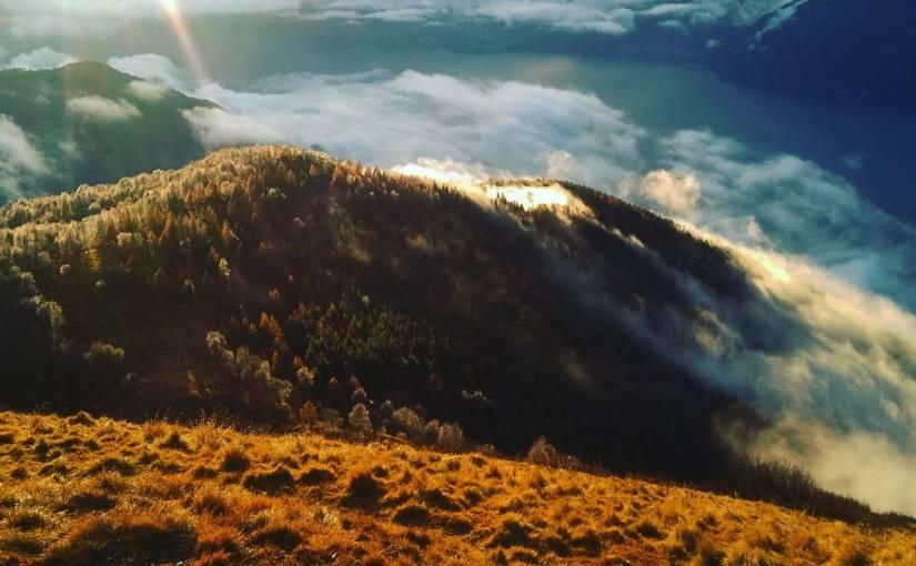 Panorama Alpe Giumello