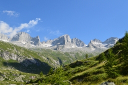 Alpi Retiche - Val Masino