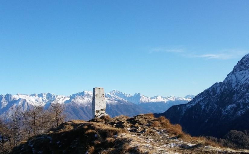 Salire al Legnoncino