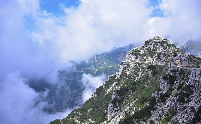 Le Valli del Pasubio e la strada delle 52gallerie